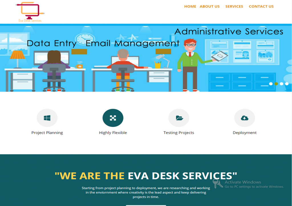 Eva Desk Services